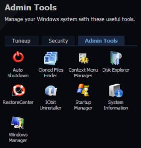 asc utilities admin tools